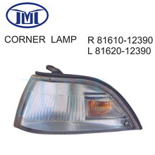 Corner Lamp Light For Toyota Corolla EE90 AE92 1988-1991 81610-12390 81620-12390