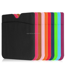 Alibaba best sellers leather sleeve two bag leather tablet case for Amazon kindle Oasis Pouch sleeve case