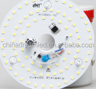 18W AC100V-240V 50/60Hz Dimmable integrated Driverless SMD2835 led PCB AC LED Module