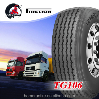 China famous brand TRANSKING Radial Truck Size 11r 22.5 11r 24.5