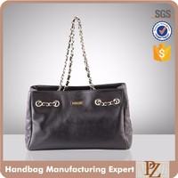 5152-China Customized Metal Chain Sling Bags Fashion Big Handbag for Women