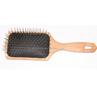 Hair brush water transfer printing steel hair brush top quality