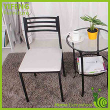 alibaba express pvc dining chair in modern furniture