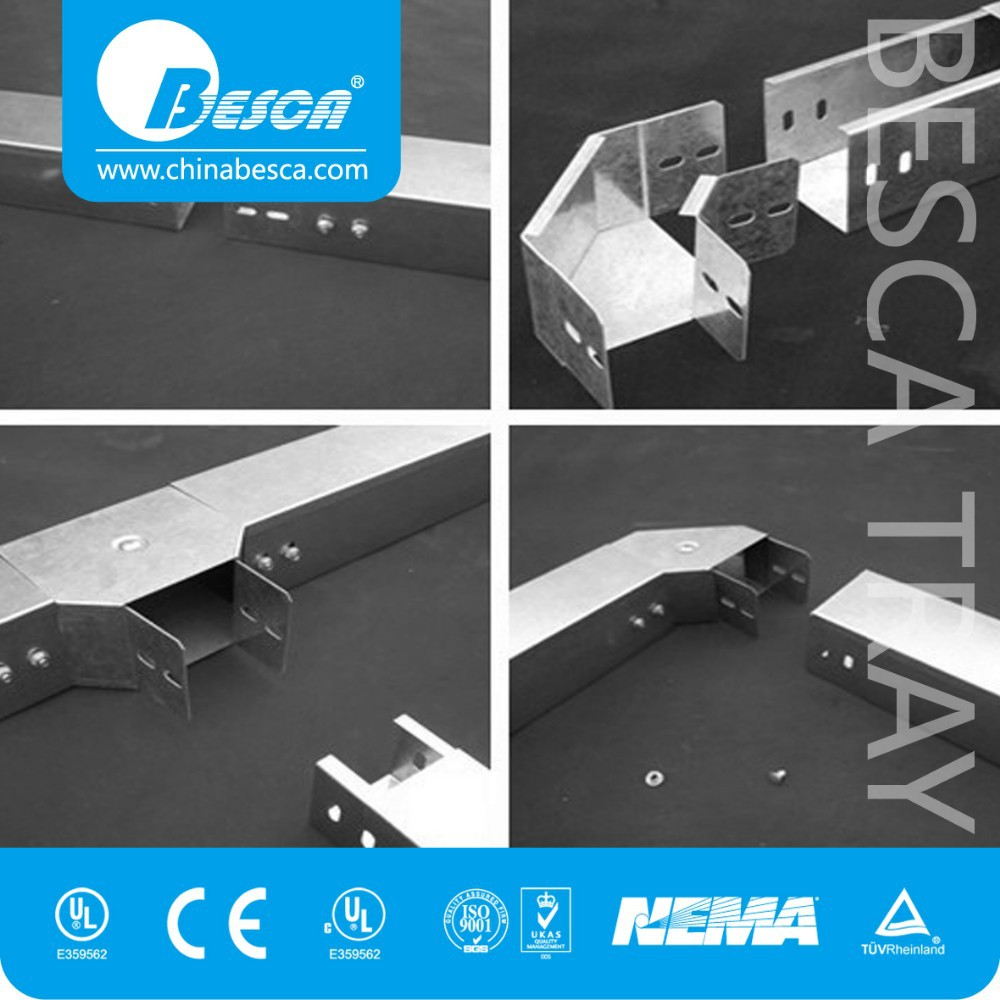 SS304L& SS316L HD GI FRP PC Cable Trunking Cable Tray