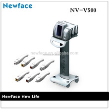 NV-V500 Professional thermagic cpt skin rejuvenation fractional RF microneedle machine