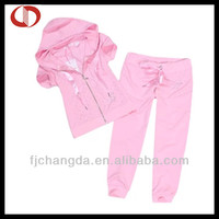 Girls training suit jogging suits cute jogging suit