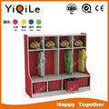 E1 fire-proof plate wooden clothes cabinet design good quality kids room furniture factory