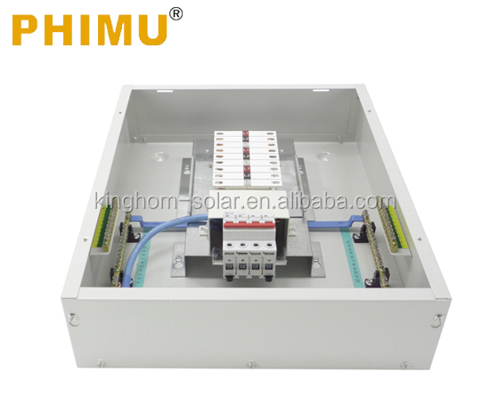TPN 3 Phase Main Distribution Board /load center box