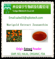 Plant Extract Marigold Extract Zeaxanthin Powder 5%10% 75% HPLC