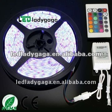 2012 Cheap RGB accessories rgb led strip connector, controller with remote