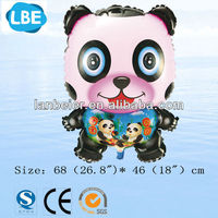 CE approved Factory wholesale panda balloons