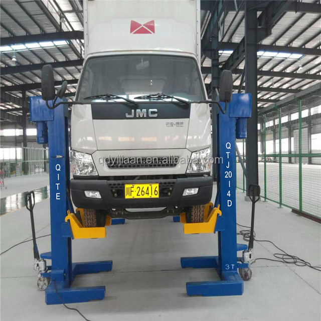 best garage quick lifting auto car service lift with height limit device