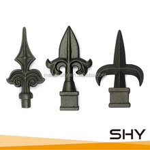 Cast Iron Gate and Fence Top Ornaments with Low Price