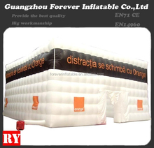 Inflatable Cube Building Large Tent
