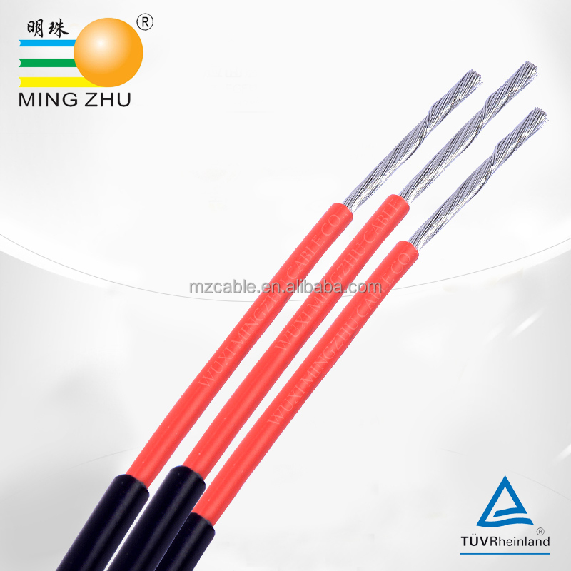 Good quality copper conductor lead sheathed solar cable