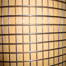 manufacturer burr-free Strong wear-resisting stainless steel 3/8 inch galvanized welded wire mesh