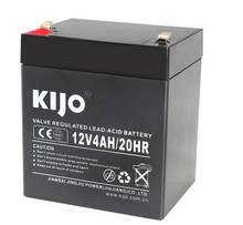agm storage battery/mf lead acid battery/12v4ah battery