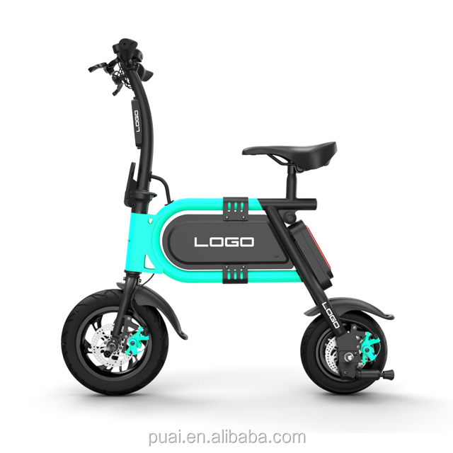 2018 new model fashionable Portable Foldable Electric <strong>Bike</strong>