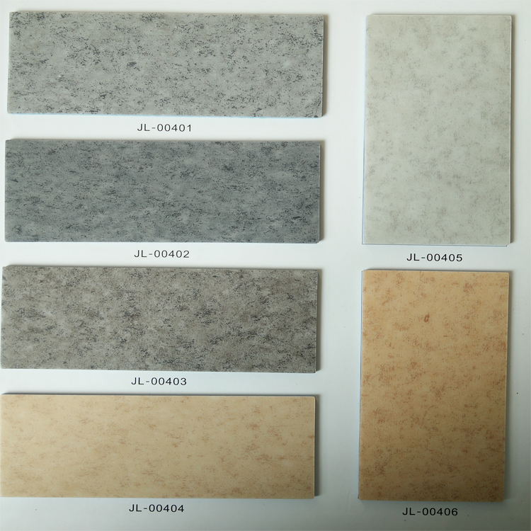 Jinlong Marble pvc vinyl <strong>floorings</strong> for commercial
