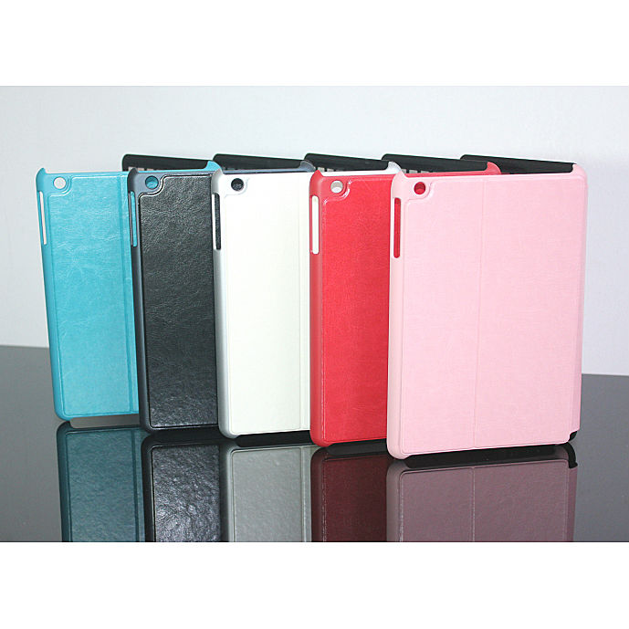 Aluminium alloy fission leather keyboard for the iPad Mini to 5 mm P-iPDMINICASE113