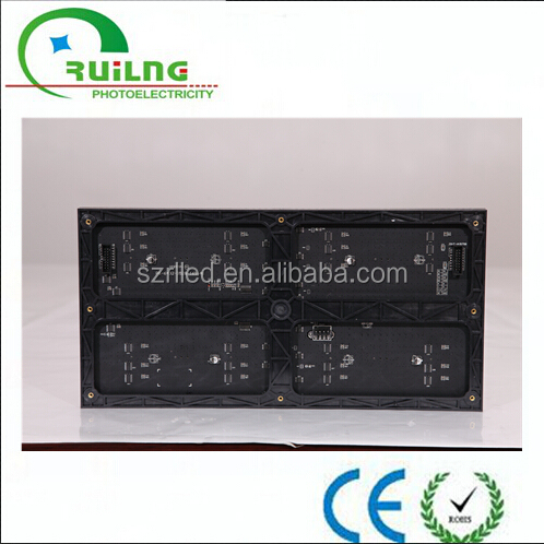 led display module P6 outdoor display screen/outdoor led module
