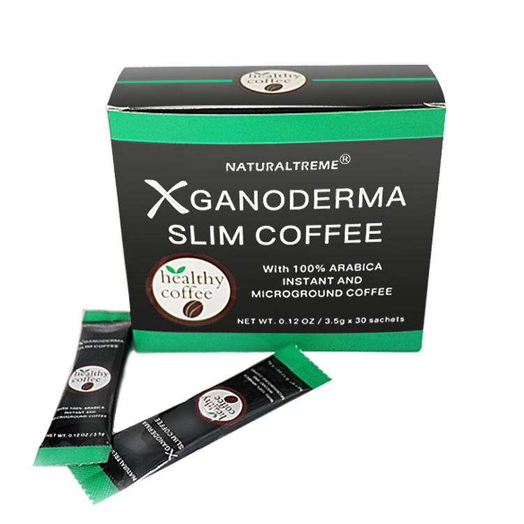 Garcinia Cambogia Ganoderma Green Tea Slimming Coffee HOT SALES