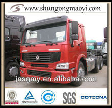china heavy truck international tractor truck head for sale