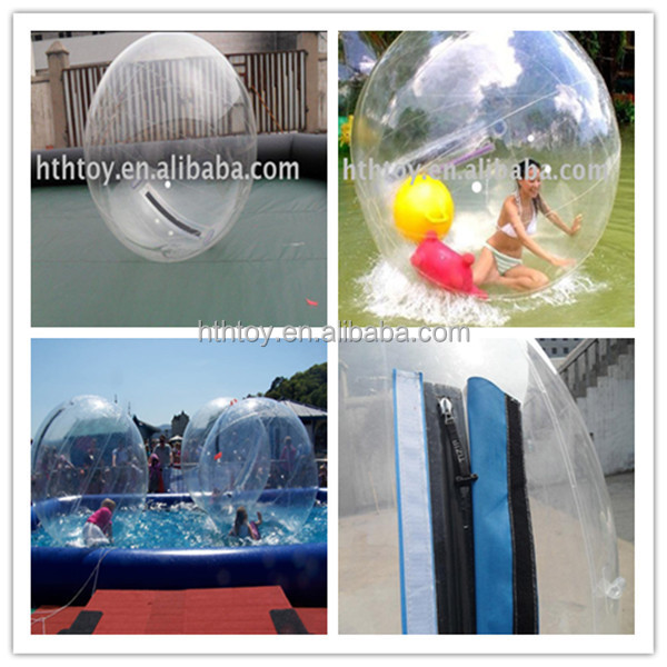 Popular inflatable water walking ball for sale