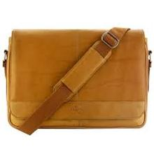 Hot selling wholesale laptop pad business men leather messenger bag