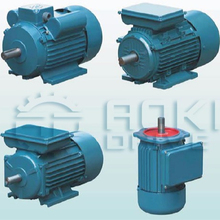 YL Series Double Capacitor Single Phase 2hp Electric ac Motor