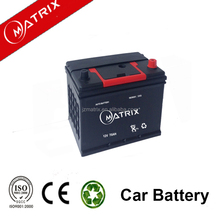 Rechargeable sealed lead acid mf car battery 12v70ah