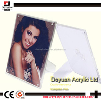 Perspex plexiglass picture frames wall frame hot sale high quality