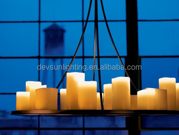 "Modern Lamp Candle holder ""Altar"" by Kevin Reilly pendant lamp"