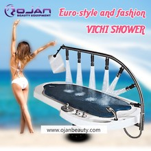 European style vichys shower table / vichys spa rain shower on sales with CE