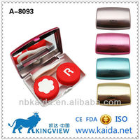 cheap latest fashion contact lens container