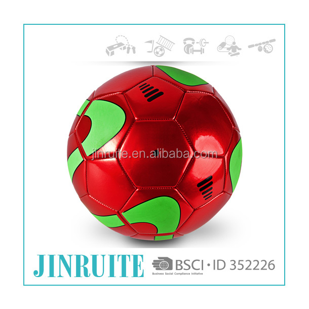 Team trainer mini soccer football Customize soccer ball size 5 4 3 2 1 stock colorful football