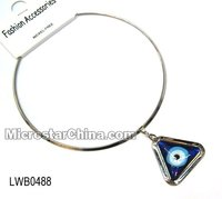 Murano Glass Necklace Eye necklace