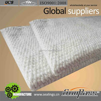 4400S Technology Textile Cloth Refractory Ceramic Fiber Cloth