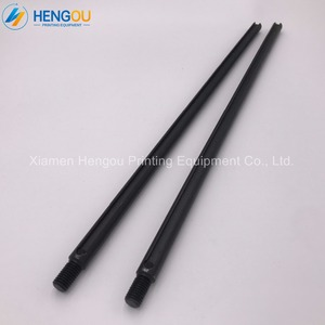 Printing Machine Parts Rod for SM102 SM74 Machine Receive Paper Baffle