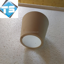 99 Alumina Ceramic Cone-Shaped Tube Liner/Lining fo Hydrocyclone Seperators