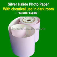 photographic silver halide paper photo paper roll for fuji dx100