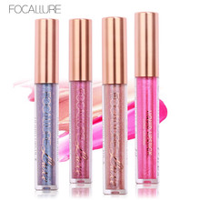 fashion color lipstick private label cosmetic liquid matte waterproof focallure liquid lilpstick