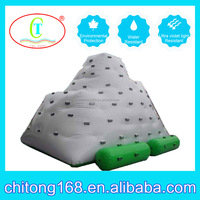 Outdoor Inflatable Water Artificial Climbing Wall