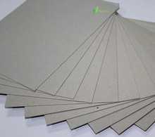 1.2mm Duplex Board Grey Back Favorable Price 650g Paper Supplier