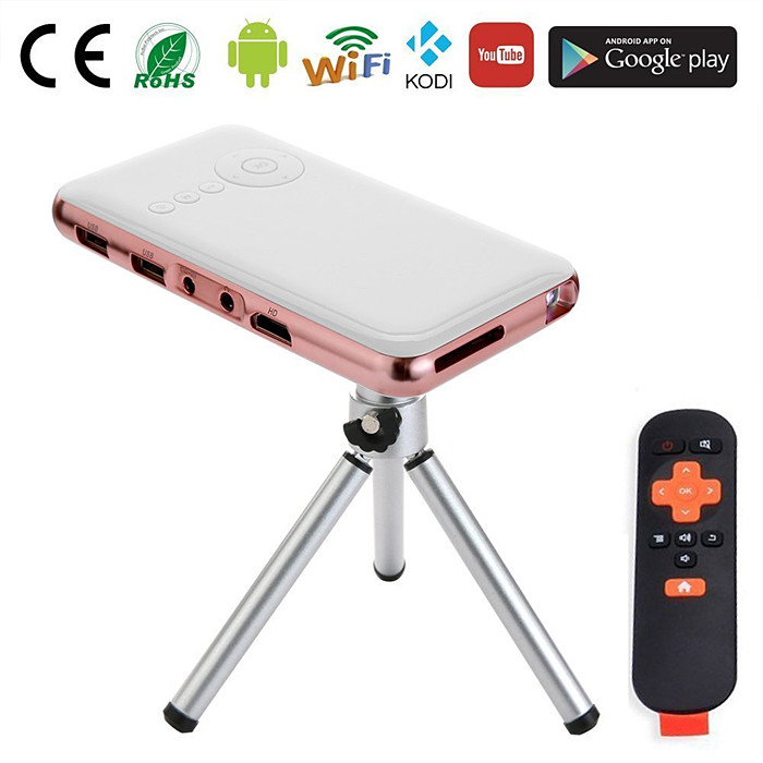 New products 2017 innovative product mini led projector , mobile projector mini,best mini portable projector