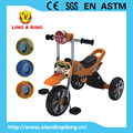2018 BABY TRICYCLE WITH SILIVER WHEEL AND FLASHING LIGHT SIMPLE CHILDREN TRICYCLE POPULAR TRICYCLE