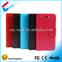 Italian Genuine leather case for iphone6 leather case with card holder