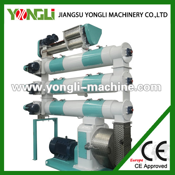 CE approved poultry feed mill machine