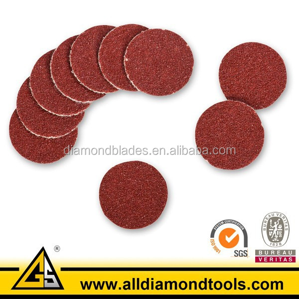Round Metal Sanding 125mm Sanding Discs with Velcro