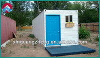 decorated container house used for temporary office,meeting room and headquater